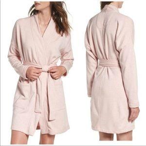 Ugg Pink Braelyn Robe S EUC